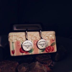 Tiffany & Co. earrings for sale